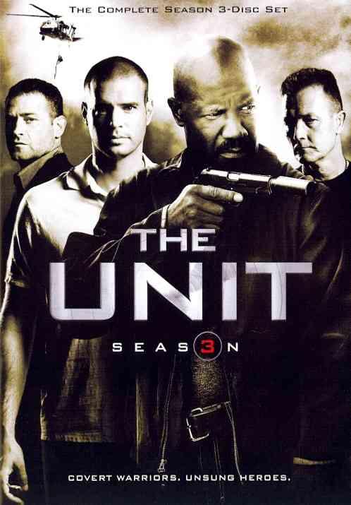 UNIT SEASON 3 BY UNIT (DVD)