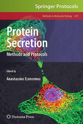 Protein Secretion By Economou, Anastassios (EDT)