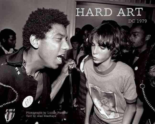 Hard Art, Dc 1979 By Perkins, Lucian (PHT)